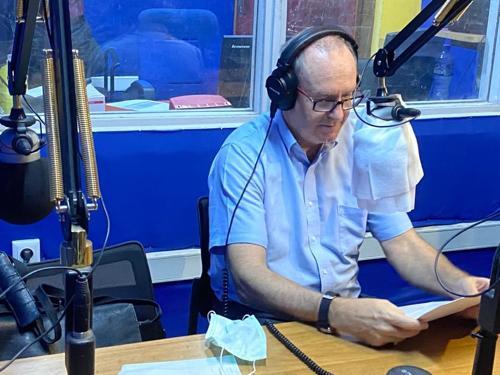 RDC : David McLachlan-Karr condamne des attaques contre les humanitaires