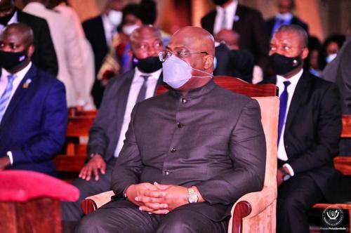 RDC : Félix Tshisekedi va rendre les derniers hommages à ses collaborateurs décédés dans crash