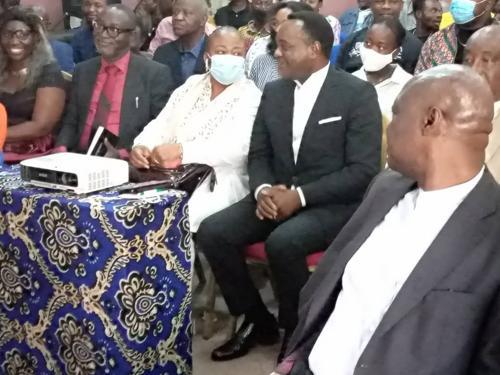 Kinshasa : présentation du documentaire « La Rumba congolaise, Histoire et Economie »