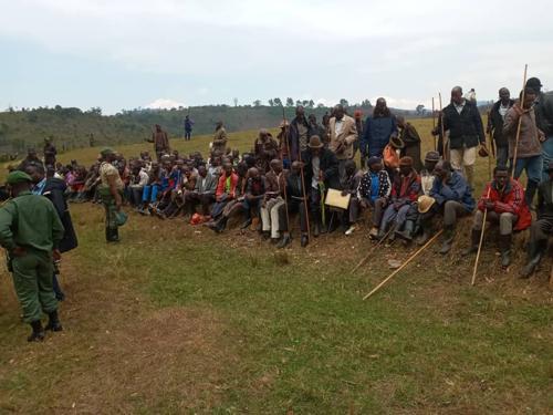 Sud-Kivu : la MONUSCO juge «très critique» la situation des déplacés internes de Bijombo et Mikenge