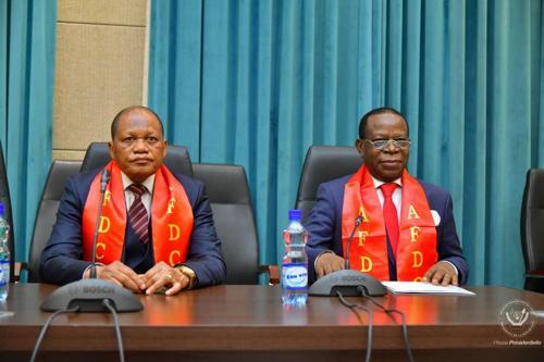 Consultations nationales : « Ceux qui ont créé la coalition FCC-CACH ont marché dessus », affirme Modeste Bahati