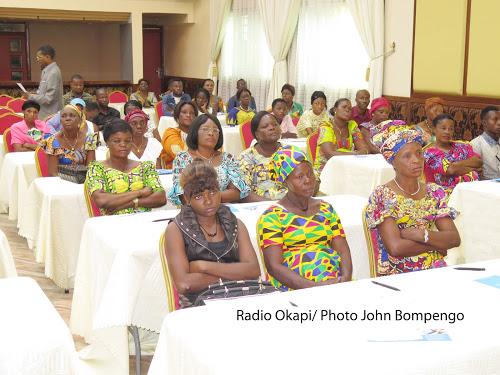 Goma : la résolution 1325 de l'ONU connait des avancées significatives, selon les femmes