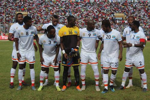 RDC/Angola : Christian N'sengi publie la liste de 24 sélectionnés