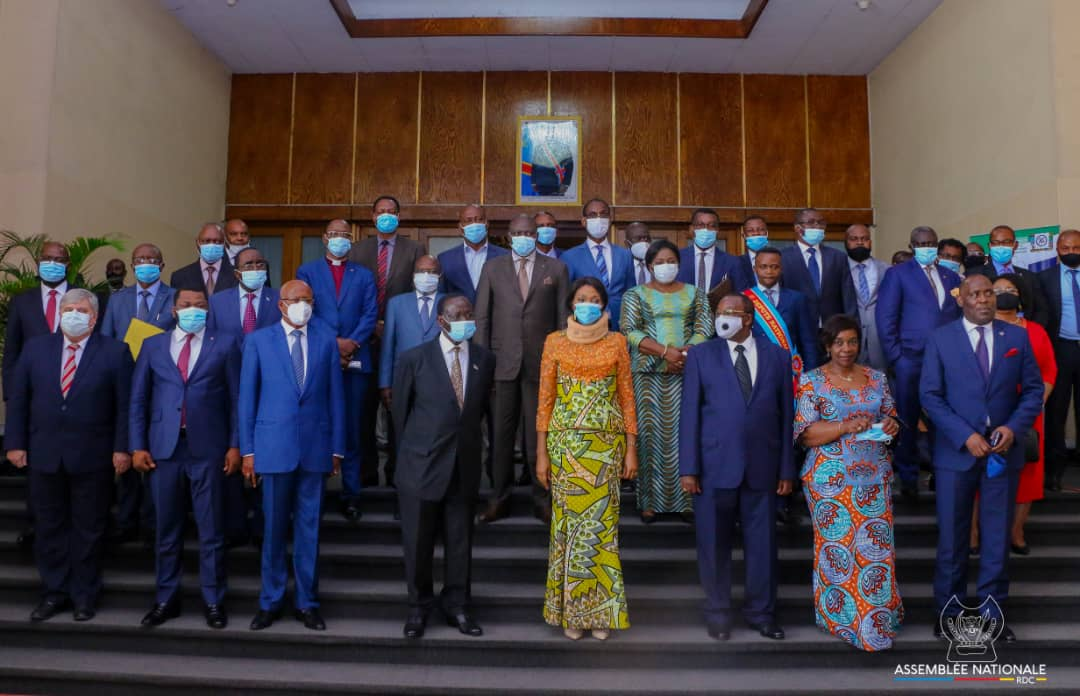 RDC : La 48ème session du forum parlementaire de la SADC s'est clôturée avec une note de satisfaction. Mabunda passe aux commandes