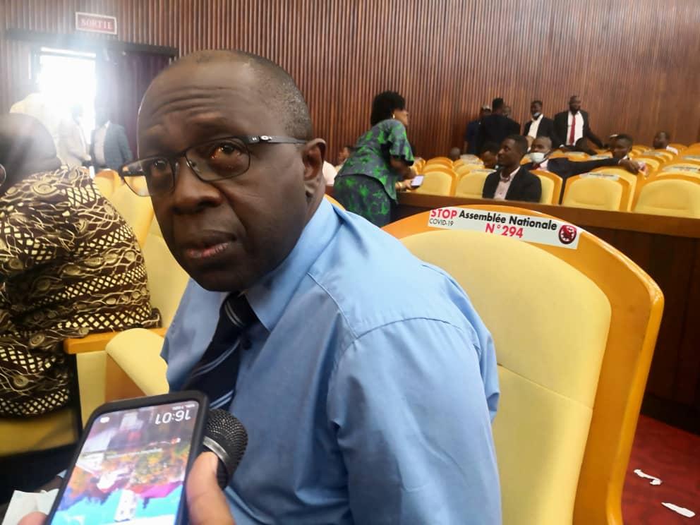 Assemblée nationale : Le député Christian Mwando favorable à l'éviction de Jeanine Mabunda du bureau de l'Assemblée nationale