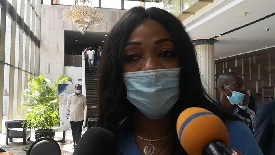 RDC : Me Dorothée Madiya salue le travail scientifique de son collègue Guy Loando Mboyo