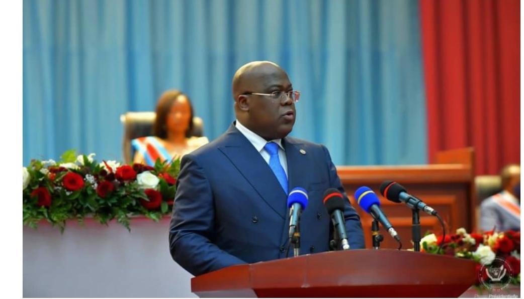 RDC/Discours à la nation : Fatshi a parlé