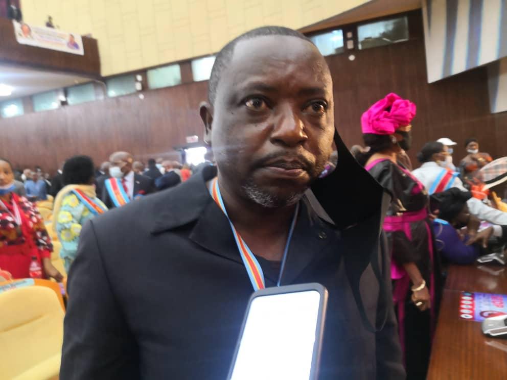 Adresse de Tshisekedi : Le député José Engbanda optimiste