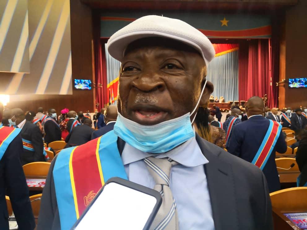 Adresse de Tshisekedi : Le député Lumeya Dhu Malegi salue un discours équilibré