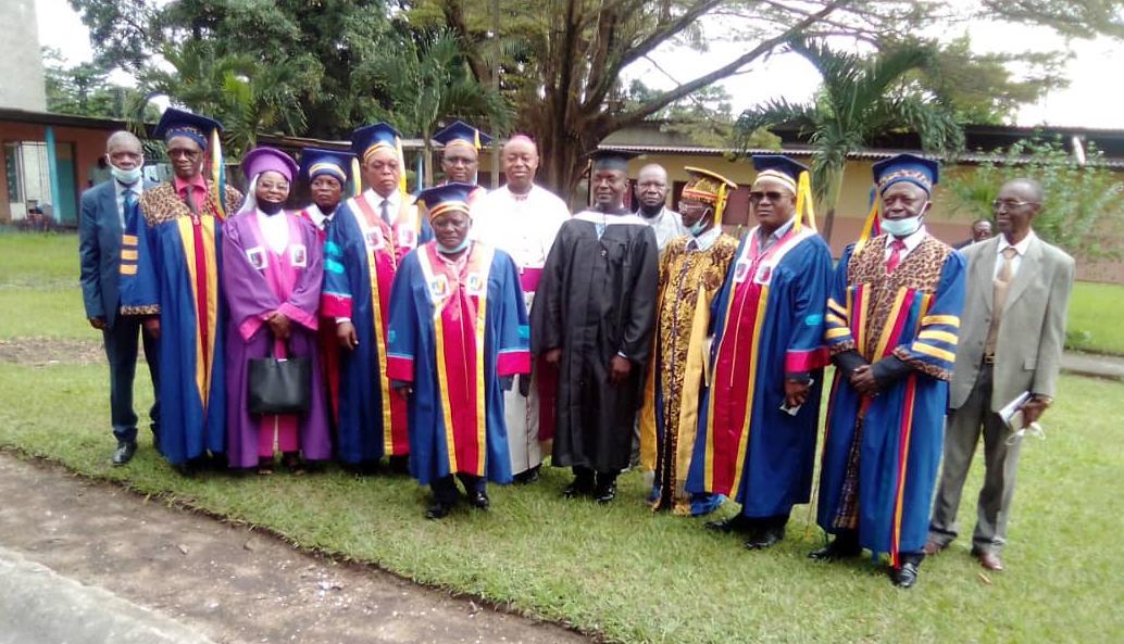 RDC : l'Université Lasalle au Congo-Kinshasa (USCK) ouvre officiellement l'année 2020-2021 ce 14 décembre