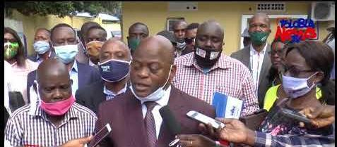 RDC : Fausses rumeurs sur la flambée des recettes des régies financières, Fidèle KIYANGI éclair l'opinion