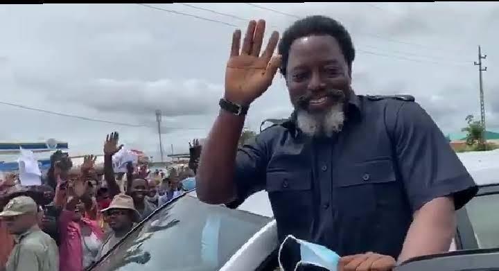 RDC : Joseph Kabila est de retour au pays !