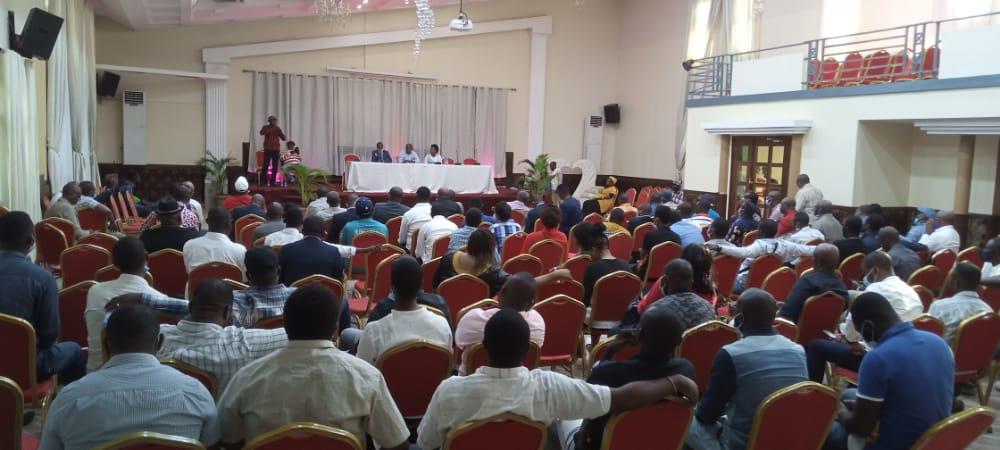 RDC : bientôt la tenue d'une Assemblee générale extraordinaire de l'Ordre National des Architectes