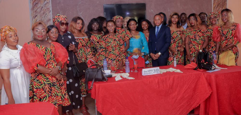 RDC-Clôture du mois de la femme : Le COJEC valorise les femmes des médias