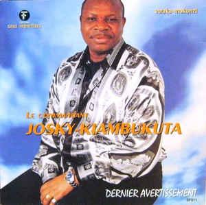 RDC : L'inhumation de Josky KIAMBUKUTA confirmée pour ce 03 avril