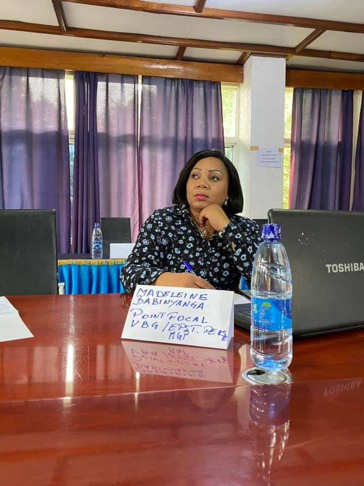 RDC/Éducation : Madeleine Babinyanga très félicitée pour sa brillante participation aux travaux de l'UNFPA
