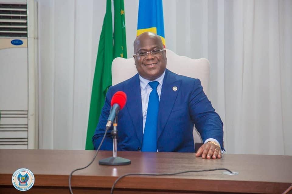 RDC : «Nous avons connu des élections tumultueuses dans ce pays, moi je n'en veux plus», Félix Tshisekedi