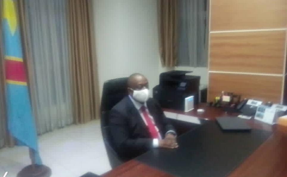 Avec de grandes ambitions à la tête du ministère de la santé, Jean Jacques Mbungani vient crédibiliser le système de santé publique en RDC