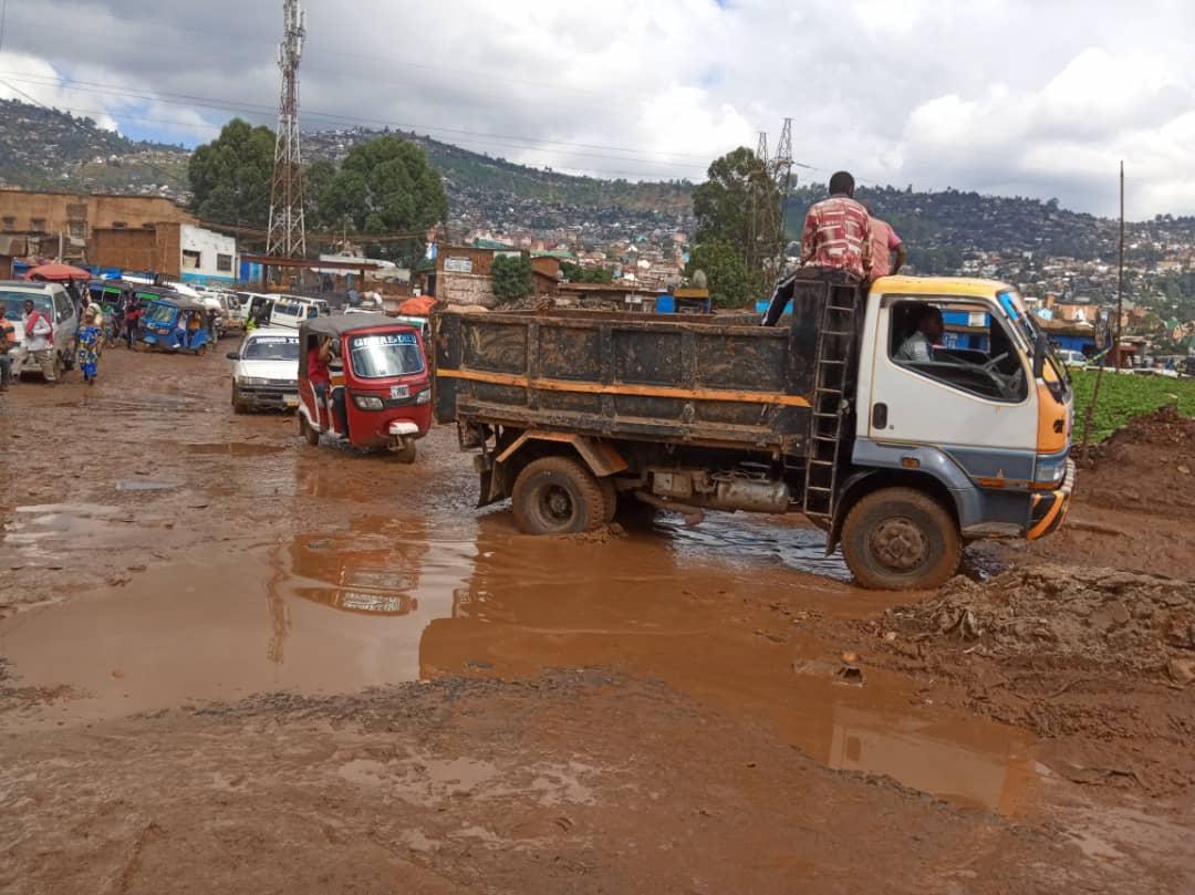 Sud-Kivu : L'OVD en difficulté et la voirie urbaine se détériore d'avantage, les usagers se plaignent