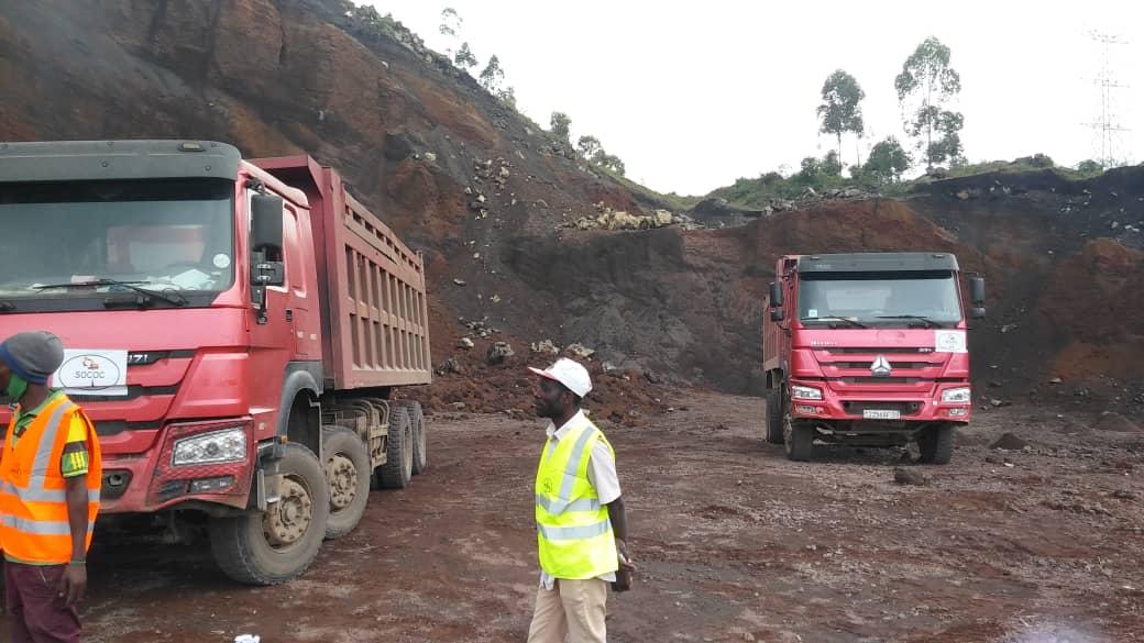 Nord-Kivu : Démarrage des travaux de réouverture de la Rn2 axe Goma-Rutshuru