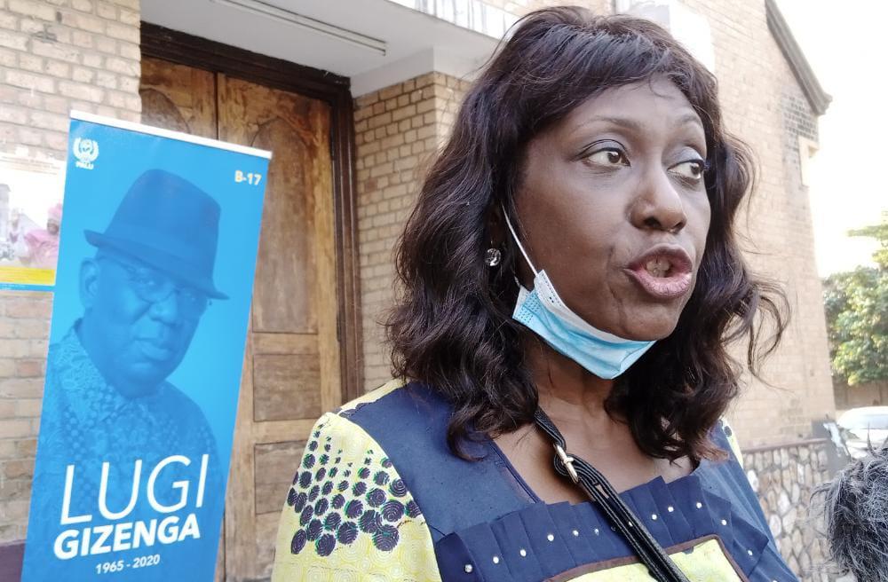 PALU : Lugi Gizenga, un an dans l'au-delà, Dorothée Gizenga determinée à unifier le parti, pour pérenniser l'idéologie de Gizenga
