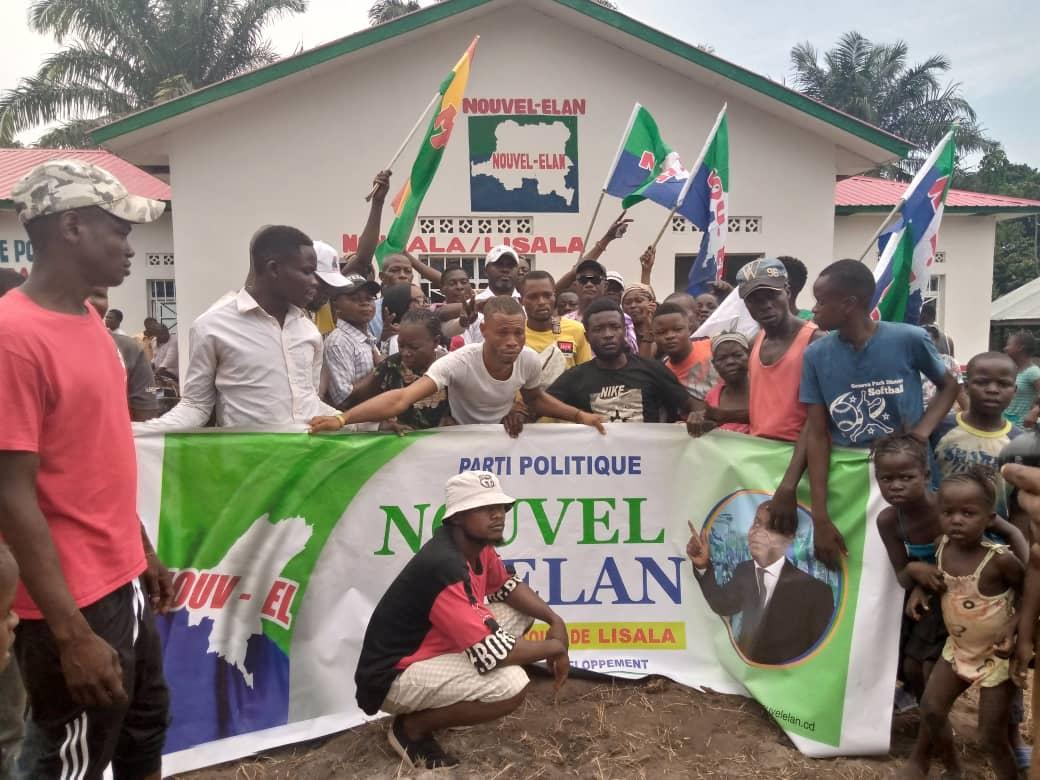 RDC : Nouvel Élan d'Adolphe Muzito implante son parti dans la province de la Mongala