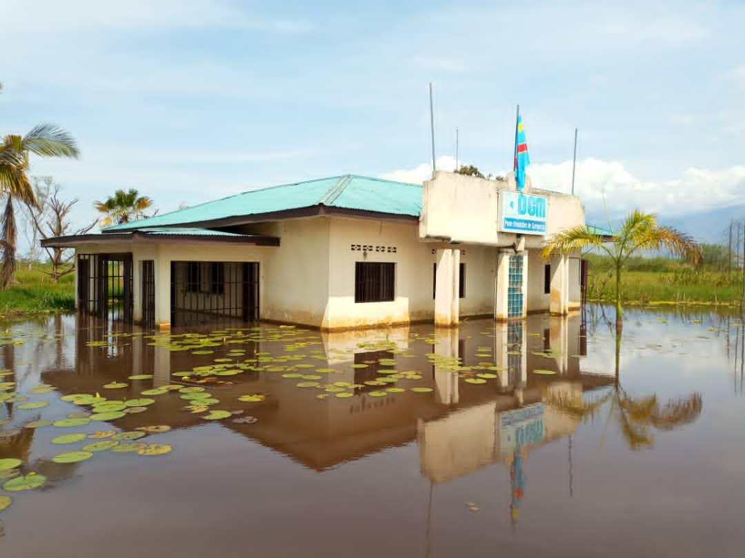 Sud-Kivu/Uvira : Des milliers de familles deviennent sans abri à cause des inondations