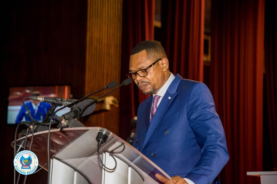 Éruption volcanique : Le ministre José Mpanda éclaire les députés nationaux