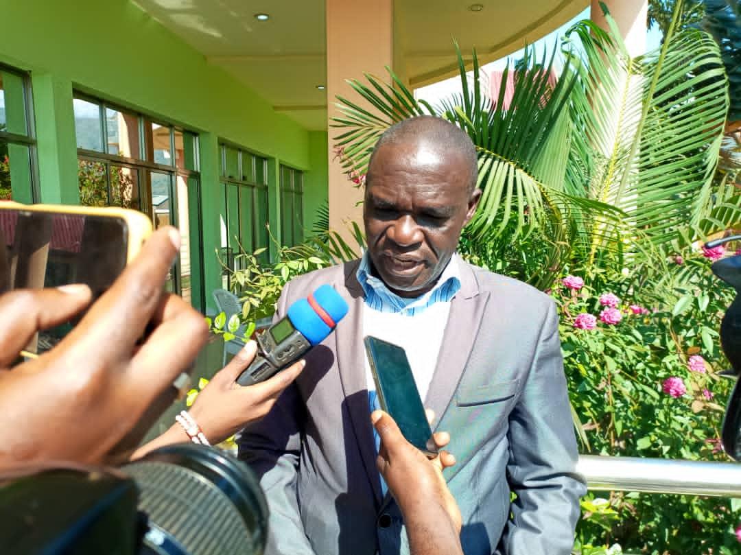 Uvira : Selon le maire de la ville, Kiza Muhato, près de 25 000 déplacés internes victimes des inondations sont sans abris