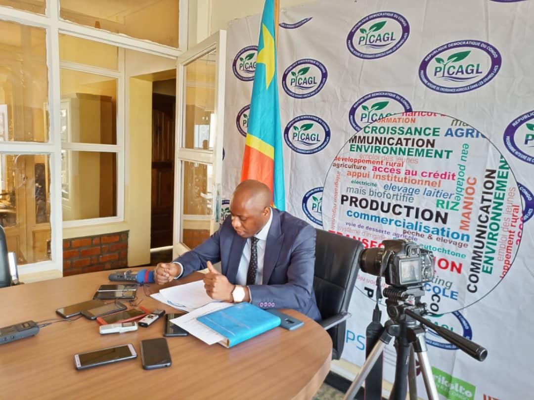 Sud-Kivu : Le Ministre provincial Marcellin Amani dresse un bilan élogieux