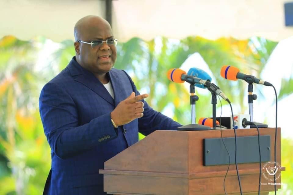 3è vague de la covid-19 en RDC : Voici les mesures réactualisées par le président Félix Tshisekedi