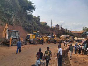 Sud-Kivu : Reprise du trafic sur la route Rond-point Major Vangu- Frontière Ruzizi II