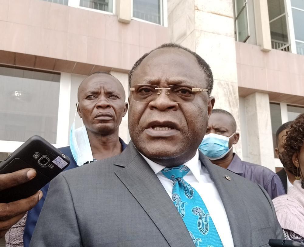 Assemblée nationale : Le FCC Didi Manara contre la levée des immunités des députés nationaux Lumbu René et Louise Munga