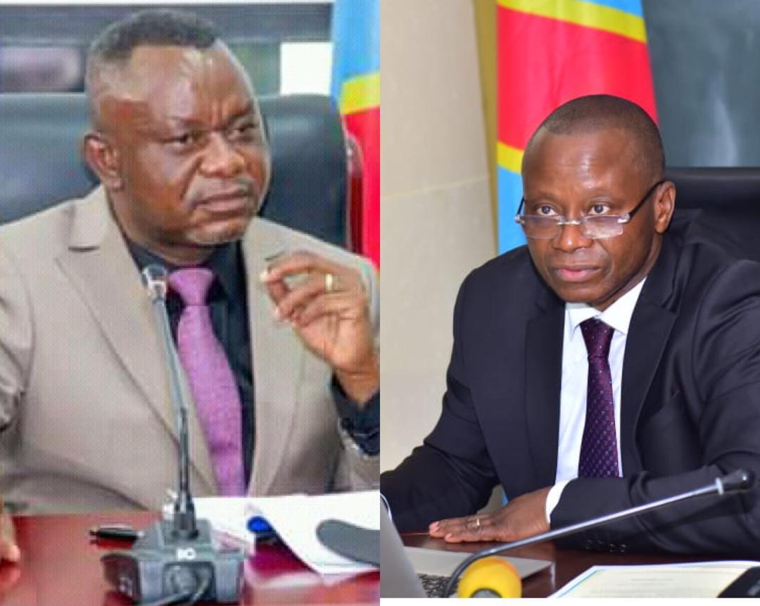 Ass Nat : Le VPM Daniel Aselo et le Ministre Chérubin Okende interpellés par le député Bernard Kayumba pour la non-delivrance des permis de conduire et de cartes d'identités