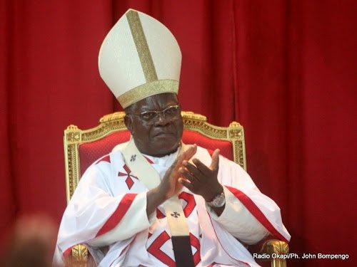 RDC-Décès du Cardinal Monsengwo : Le sénateur Rolly Lelo Nzazi très affligé