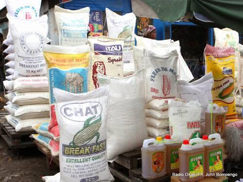 Maï-Ndombe : Hausse du prix de sac de sel (de 12 USD à 18 USD)