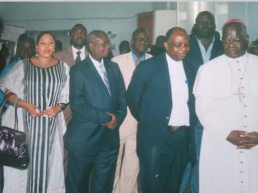 RDC/Décès du Cardinal Monsengwo : à l'UED-VERCO, Dorcas Adikoko se souvient d'un Père rassembleur, plein de compassion