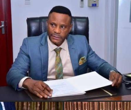 RDC : Sur décision du Ministre des Transports, Olivier Manzila désormais aux commandes de L'Ogefrem