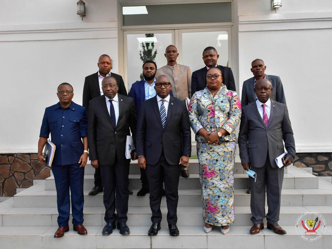 RDC : Sous le leadership de Jacques Djoli, les élus de la Tshuapa ont plaidé la cause de leur province auprès du Premier ministre Sama Lukonde