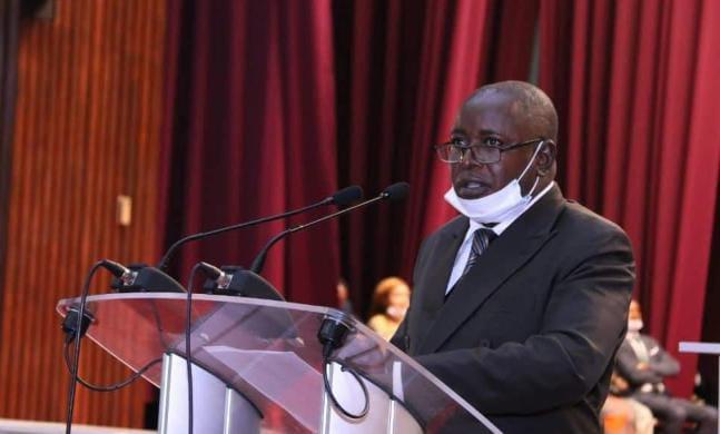Assemblée nationale : Le député Pierre Nsumbu salue la 4è prorogation de l'état de siège dans les provinces du Nord-Kivu et de l'Ituri