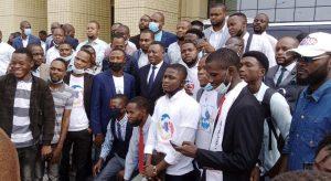 RDC : Ngoyi Kasanji séduit les étudiants congolais par son expertise et les invite à développer l'esprit entrepreneurial