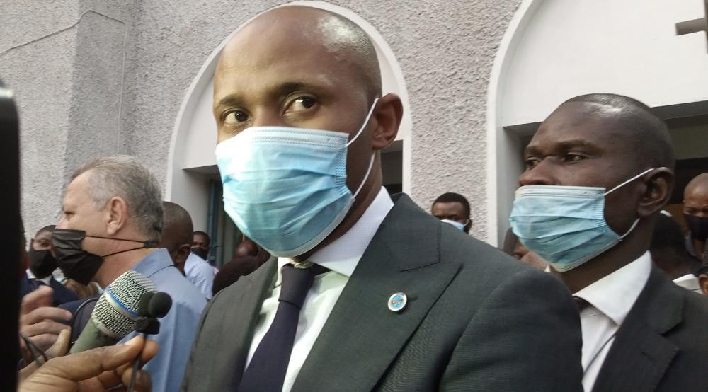 RDC : Jacques Mbadu, 3 ans dans l'au-delà, le Ministre Patrick Muyaya témoigne «c'était un homme de bien»