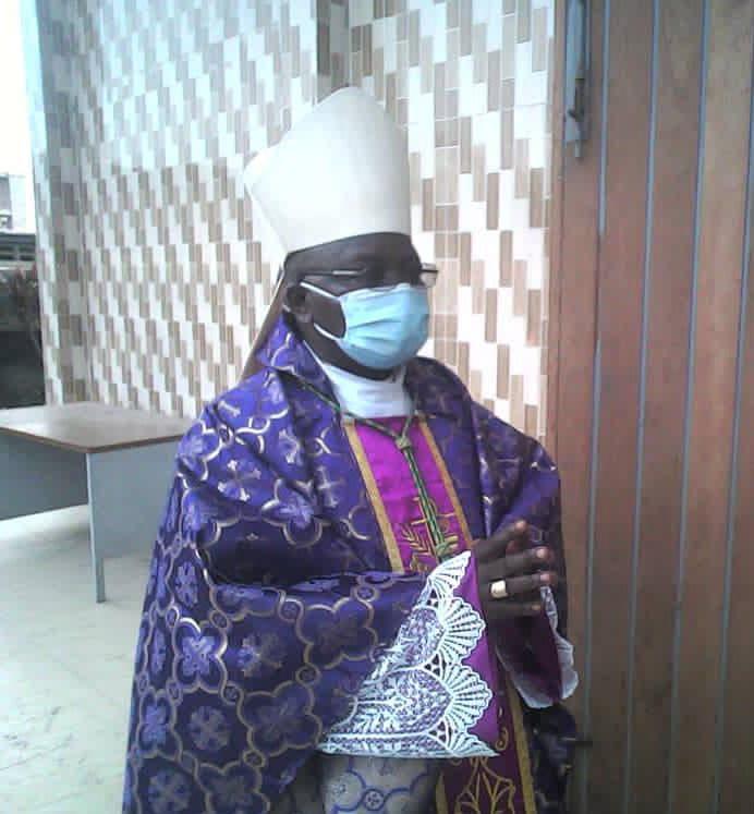 Kinshasa : Monseigneur Marcel Utembi célèbre une messe de requiem en mémoire du Cardinal Laurent Monsengwo à Lemba