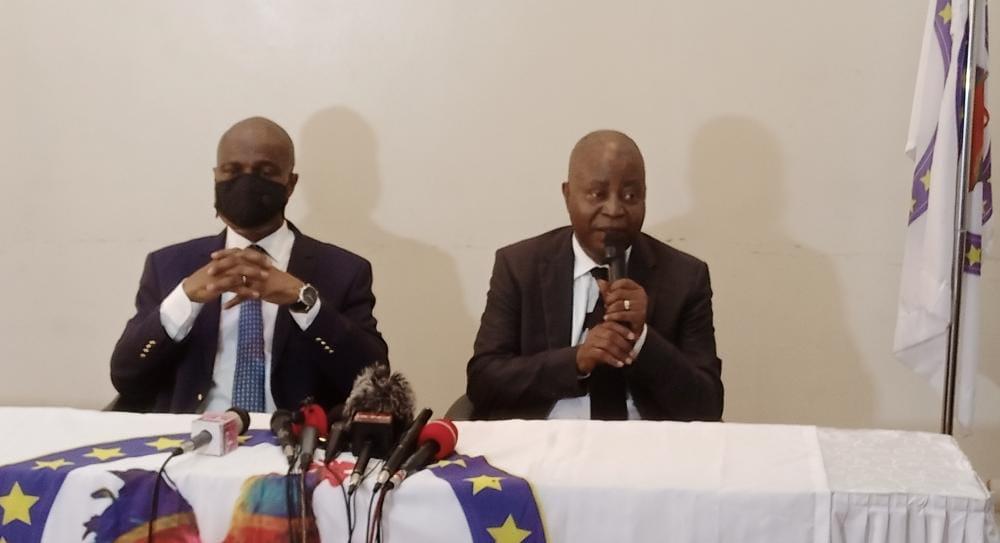 RDC : Quelques cadres de Lamuka demandent à Fayulu et Muzito à boycotter le Front civique contre le glissement en 2023 de Delly Sessanga