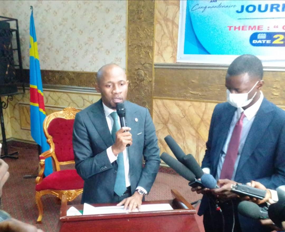 RDC/Médias : Patrick Muyaya promet la tenue des états généraux de la presse qui va tabler sur de nouvelles lois en faveur de la liberté de la presse