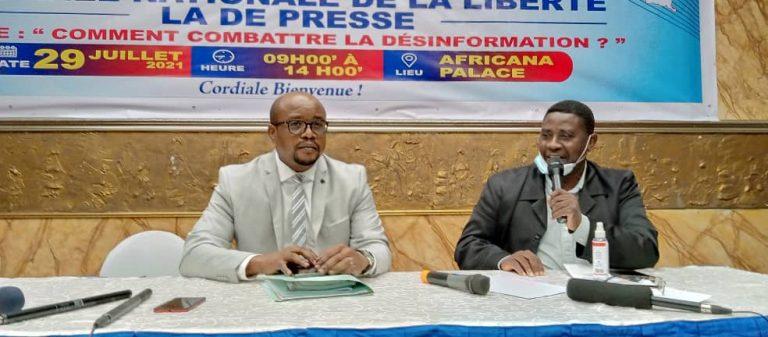 RDC/Médias : Sylvain Kaluila, Procureur Général du parquet de Matete exhorte les journalistes de s'abstenir à la désinformation
