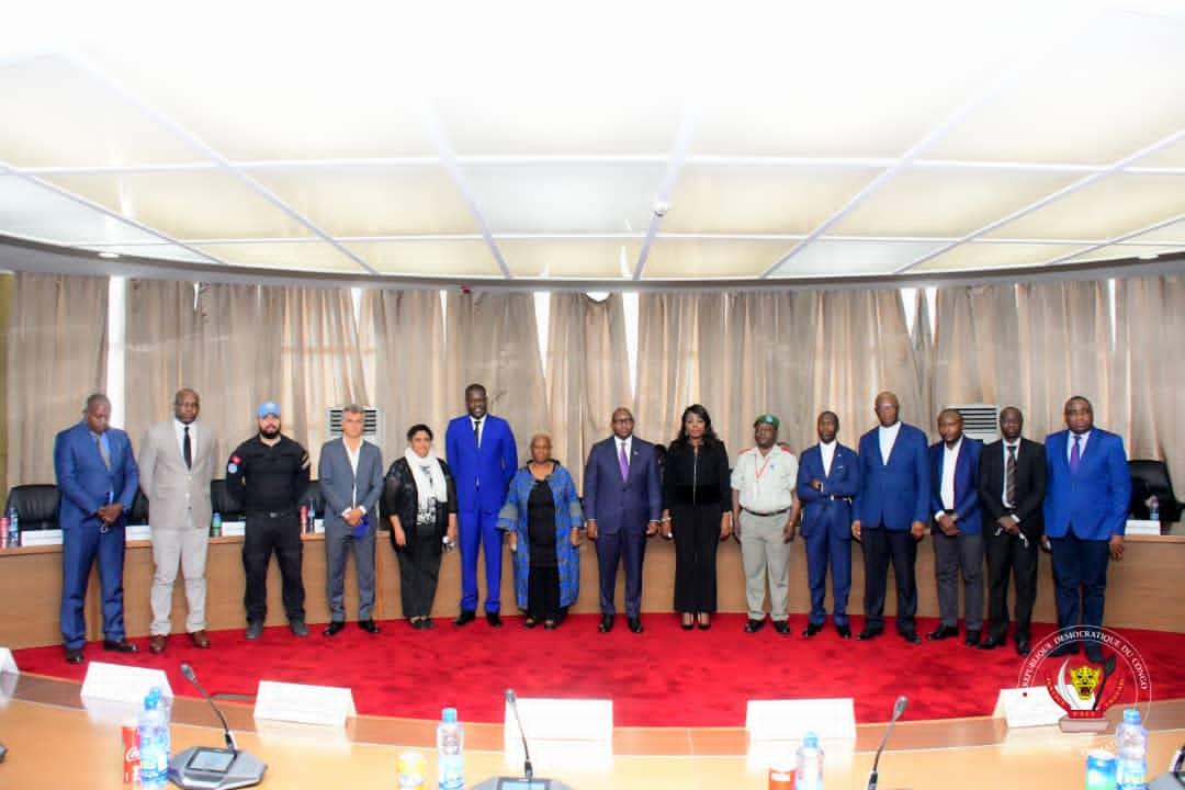 Retrait progressif de la MONUSCO en RDC : Compromis trouvé entre Sama Lukonde et Bintou Keita