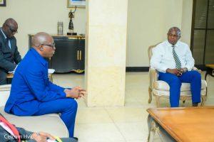 UNPC/Kinshasa : Jean Marie Kassamba exhorte Gentiny Gobila à privilégier la protection et le social des professionnels des médias