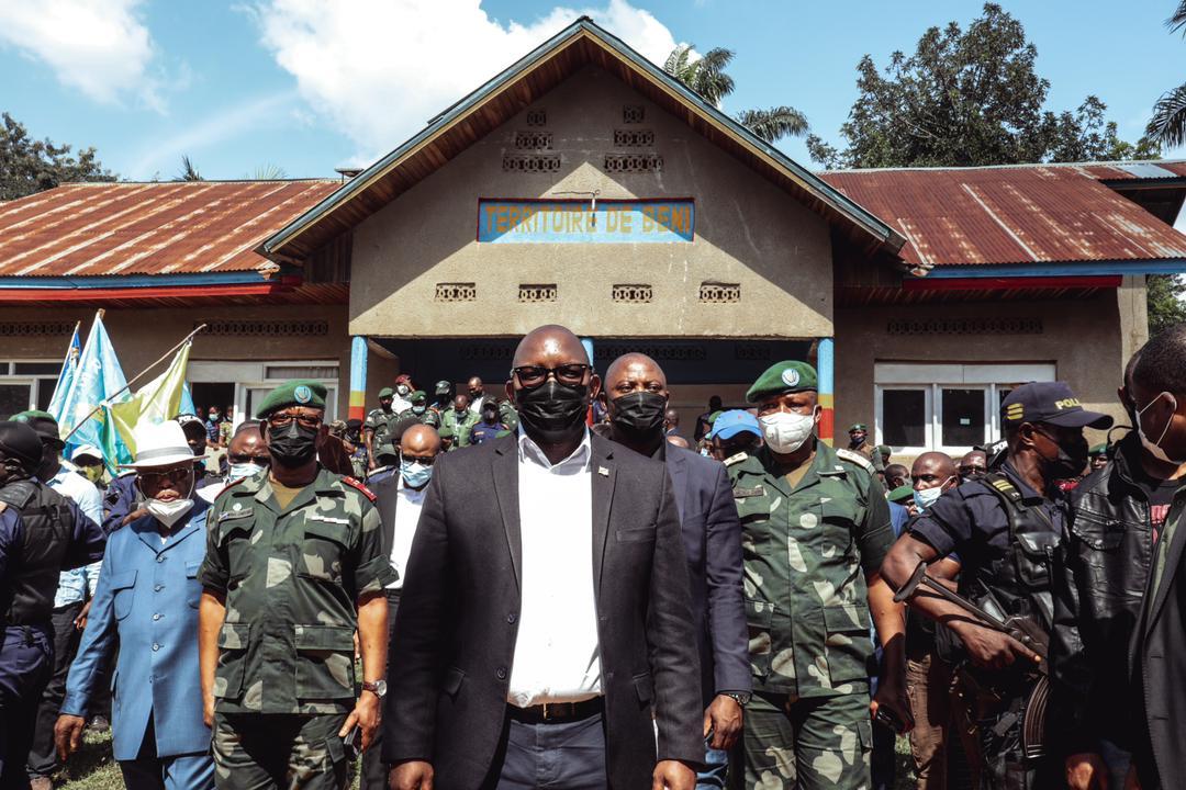 RDC/État de siège : SamaLukonde salue les avancées sur le terrain et reste déterminé à obtenir les résultats escomptés