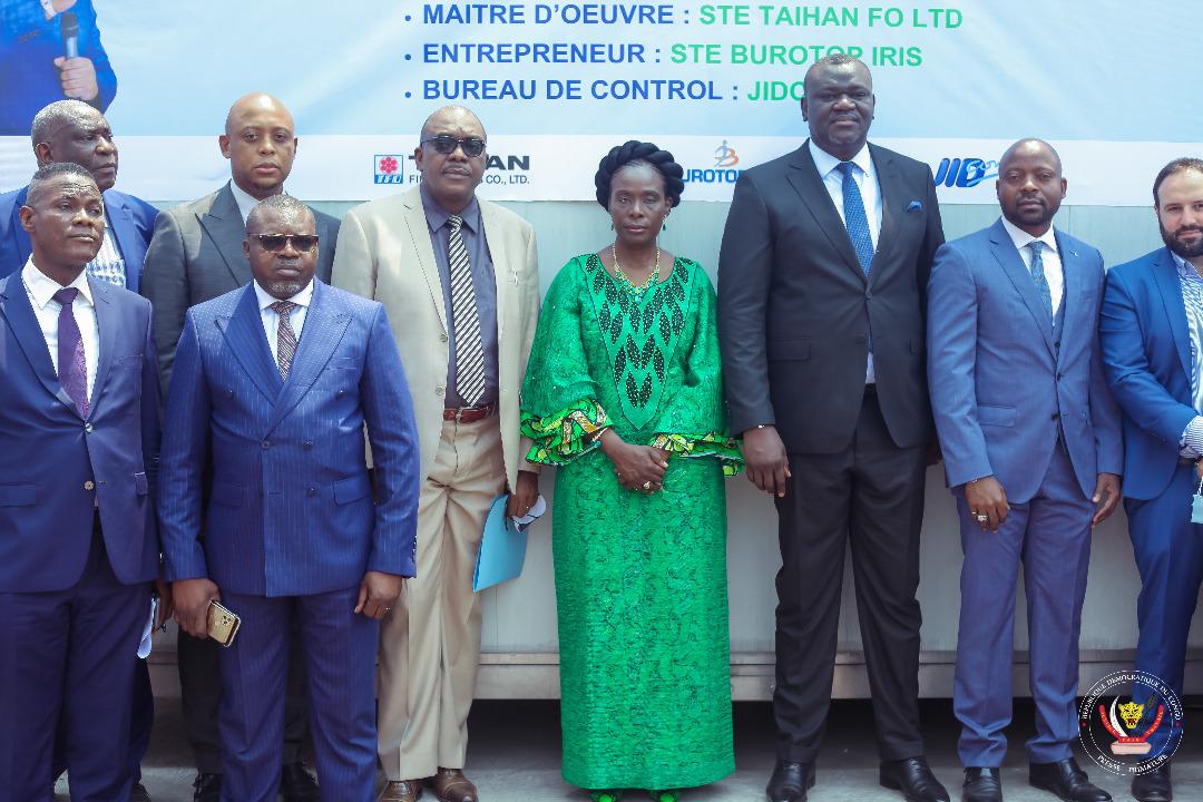 RDC : Réception opérationnelle du réseau fibre optique sur l'axe Muanda-Kinshasa long de 620 Km